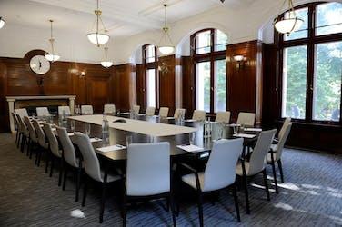 Hire Space - Venue hire Heritage Rooms at 30 Euston Square