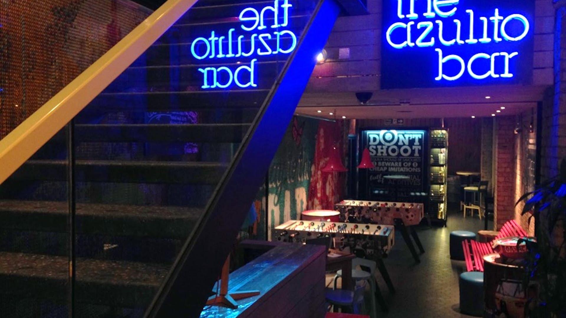 The Azulito Bar