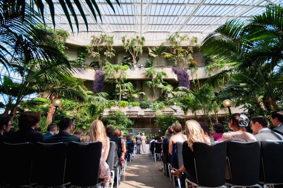 Photo of The Conservatory at Barbican Centre