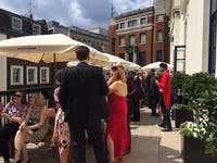 Hire Space - Venue hire Taittinger Terrace at Theatre Royal Drury Lane