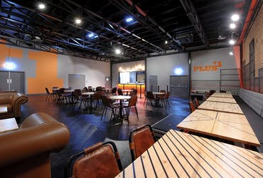 Hire Space - Venue hire Whole Venue at Plus 1 at Manchester Arena