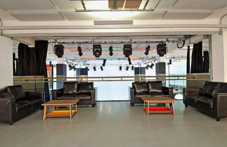Photo of Mezzanine at Rich Mix