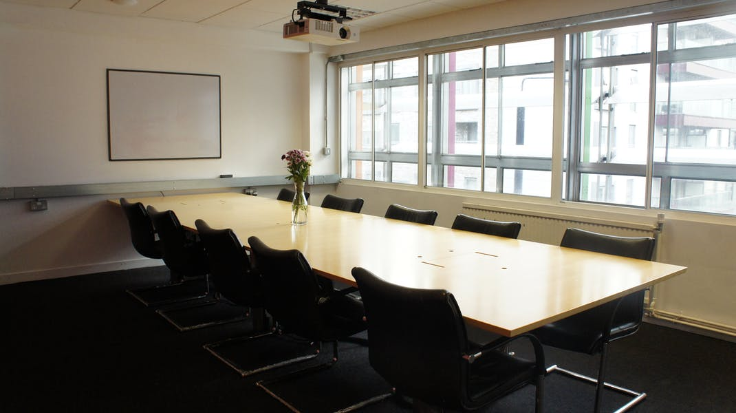 Photo of Boardroom at Rich Mix