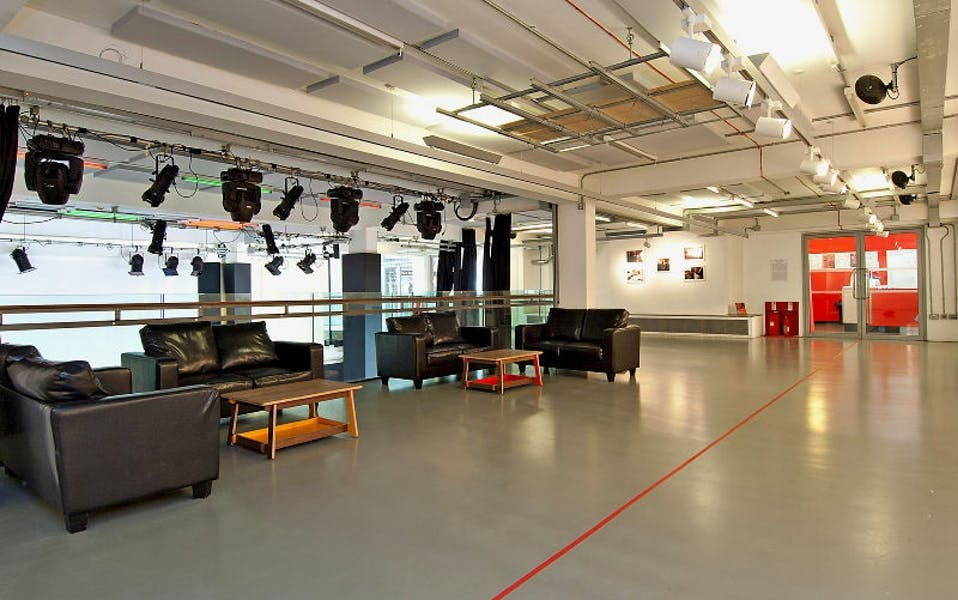 Photo of Mezzanine at Rich Mix