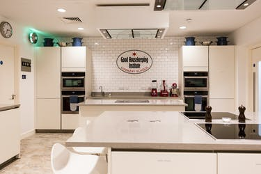 Hire Space - Venue hire Cookery School at The Good Housekeeping Institute