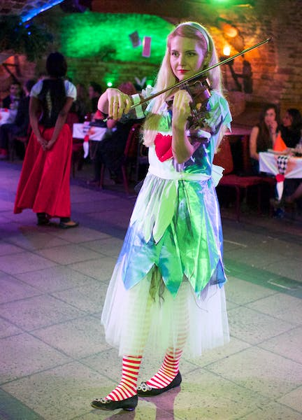 Photo of Alice in Wonderland at The Ivory Vaults