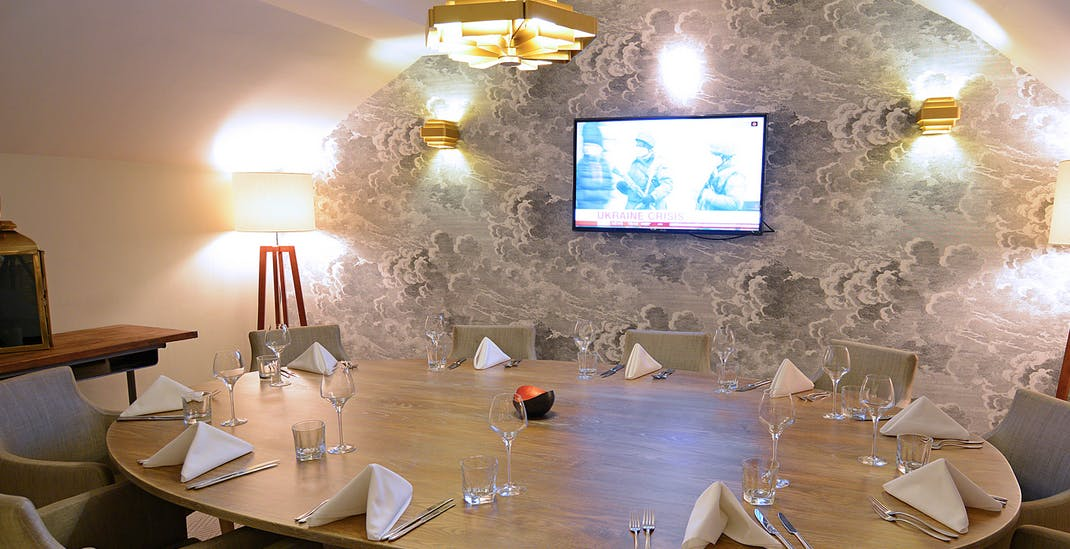 Hire Space   Venue Hire Private Dining Room At Georgeu0027s Dining Room U0026 Bar Part 54
