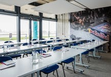 Hire Space - Venue hire Suites  at Lee Valley VeloPark