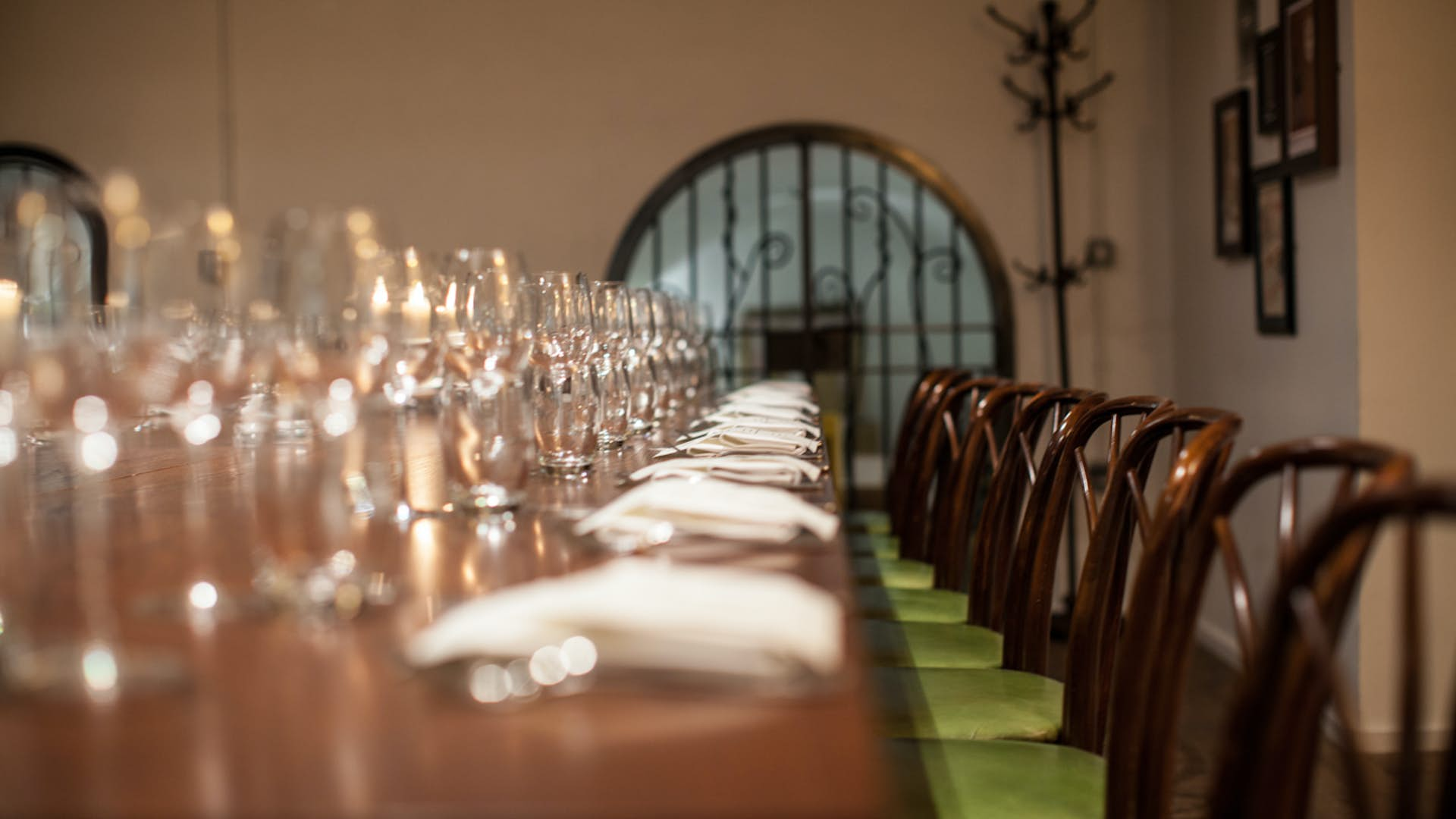 Private Room Dining Hire Vinoteca Marylebone