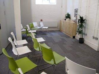 Hire Space - Venue hire Workshop at Impact Hub Islington
