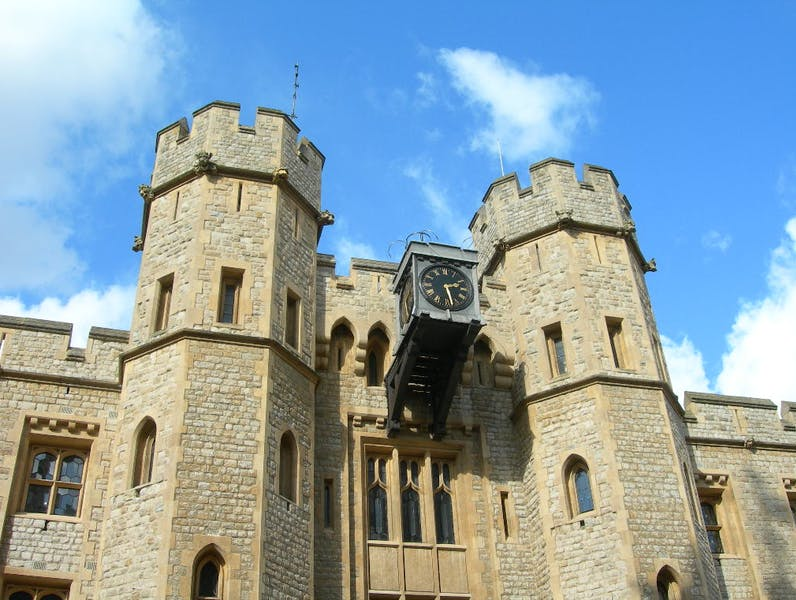 Photo of Jewel House at HM Tower of London