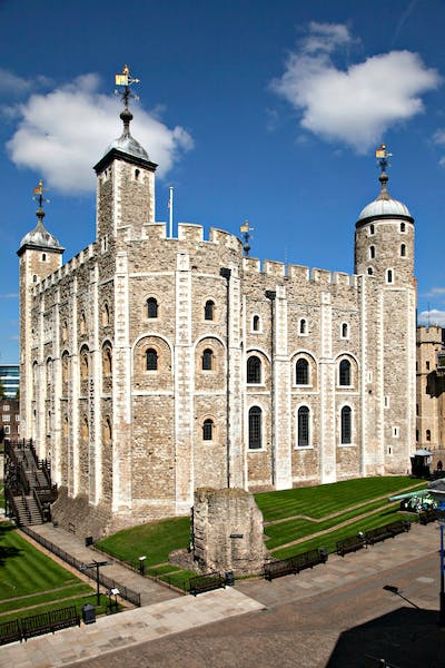 Photo of White Tower at HM Tower of London