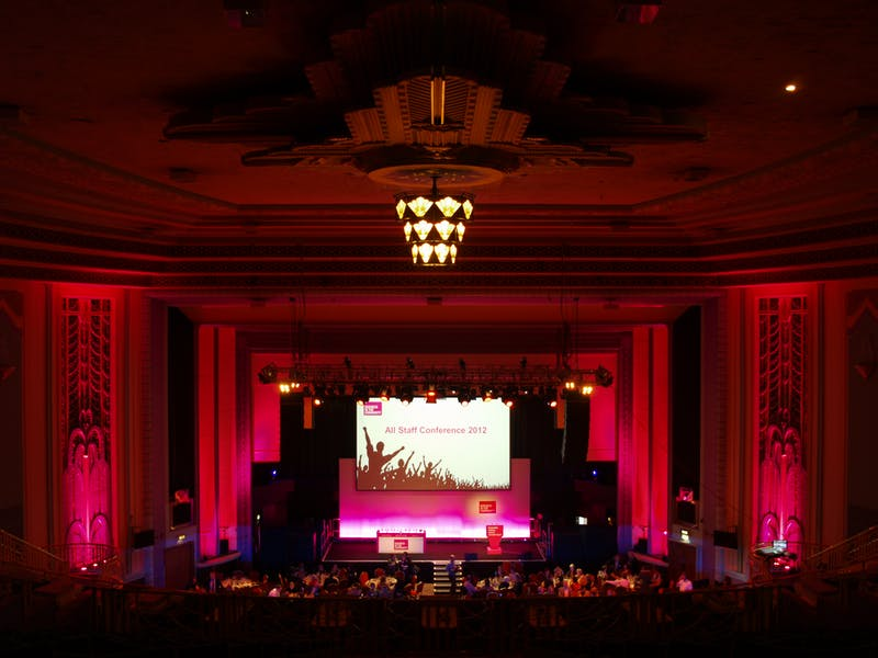 Photo of The Grand Hall  at Troxy