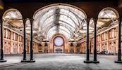 Great Hall at Alexandra Palace