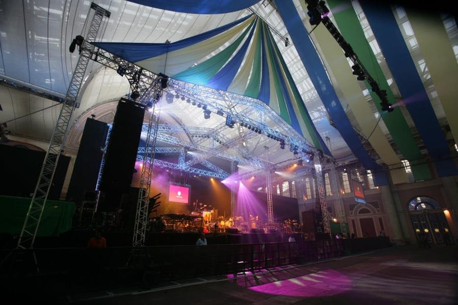 Photo of Great Hall at Alexandra Palace