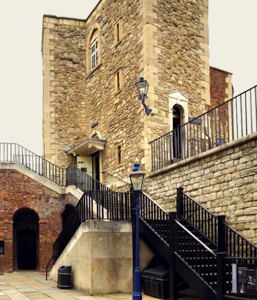 Photo of Martin Tower at HM Tower of London