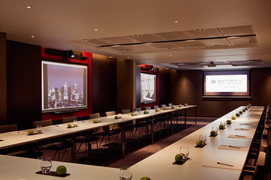 Photo of Meeting Rooms at Pullman London St Pancras Hotel
