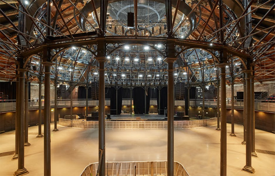 Photo of Main Space  at Roundhouse