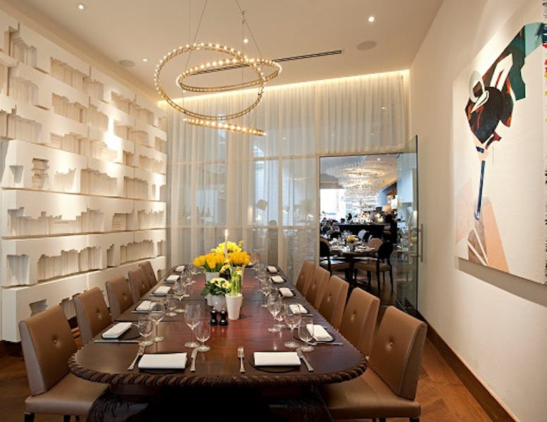 Photo of Private Dining Room at Avenue