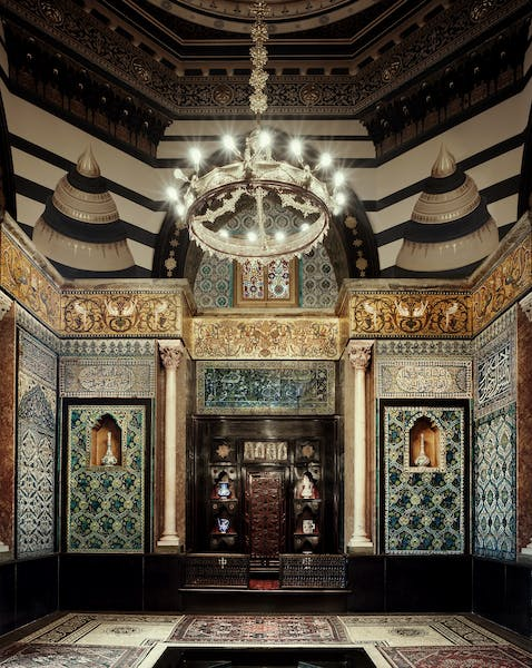 Photo of Arab Hall at Leighton House Museum