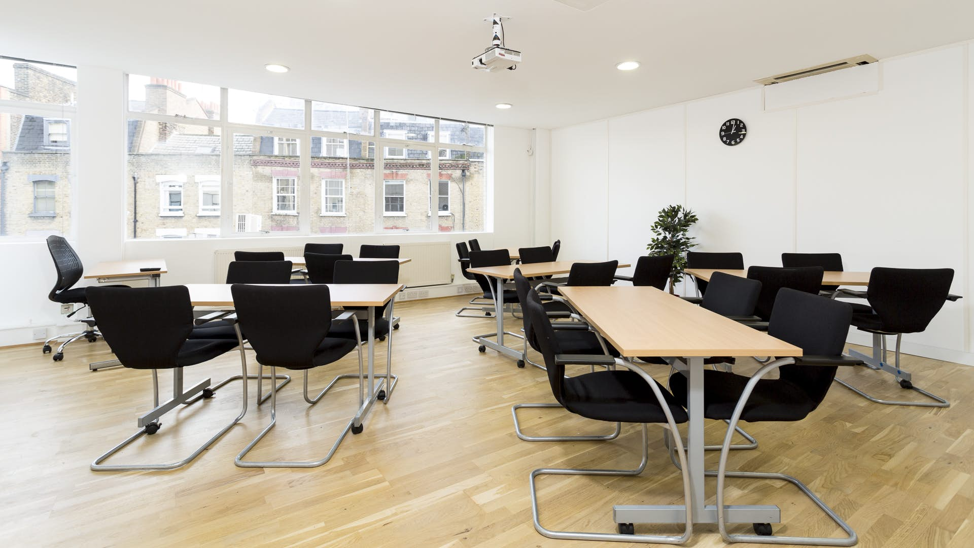 Central London Training Room Hire