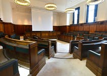 Hire Space - Venue hire Council Chamber  at Town Hall Hotel