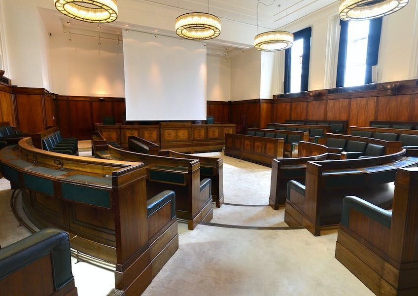 Photo of Council Chamber  at Town Hall Hotel