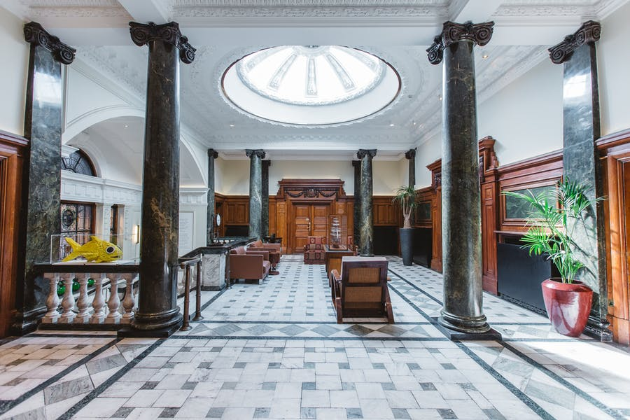 Photo of De Montfort Suite at Town Hall Hotel