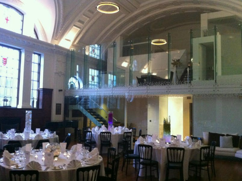 Photo of De Montfort Suite at Town Hall Hotel