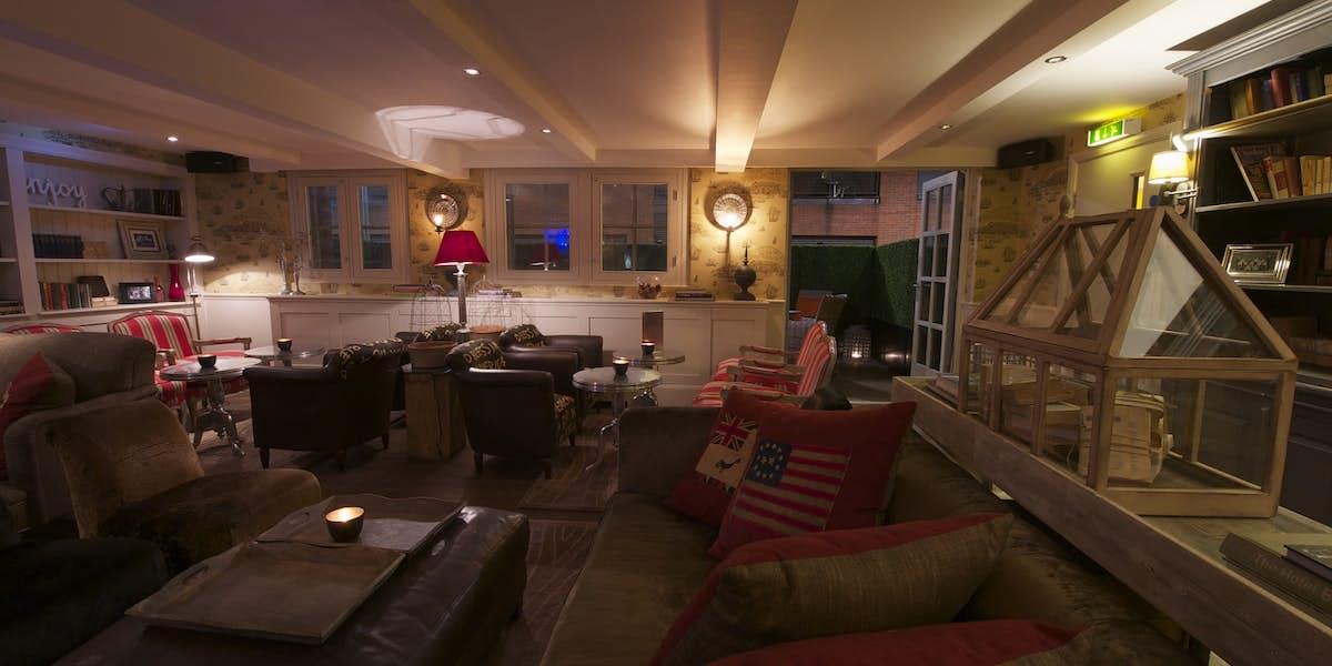 Great John Street Hotel Function Room