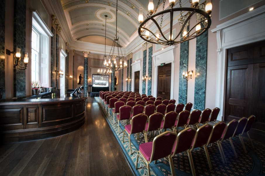Photo of Grand Saloon at Theatre Royal Drury Lane