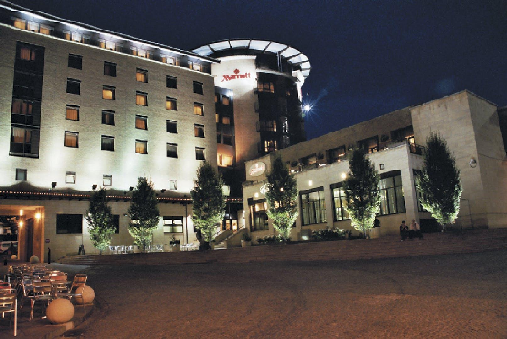 Merchant Suite Liverpool Marriott Hotel City Centre