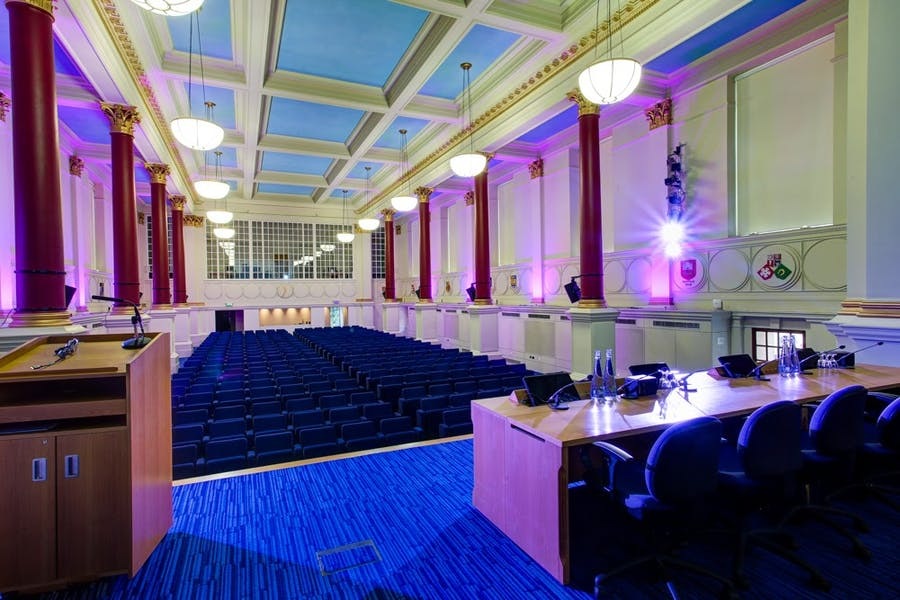 Photo of Great Hall at BMA House