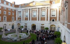 Hire Space - Venue hire The Courtyard at BMA House