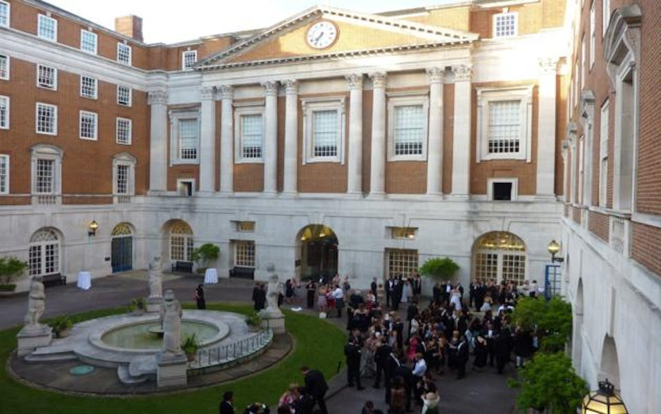 Photo of The Courtyard at BMA House