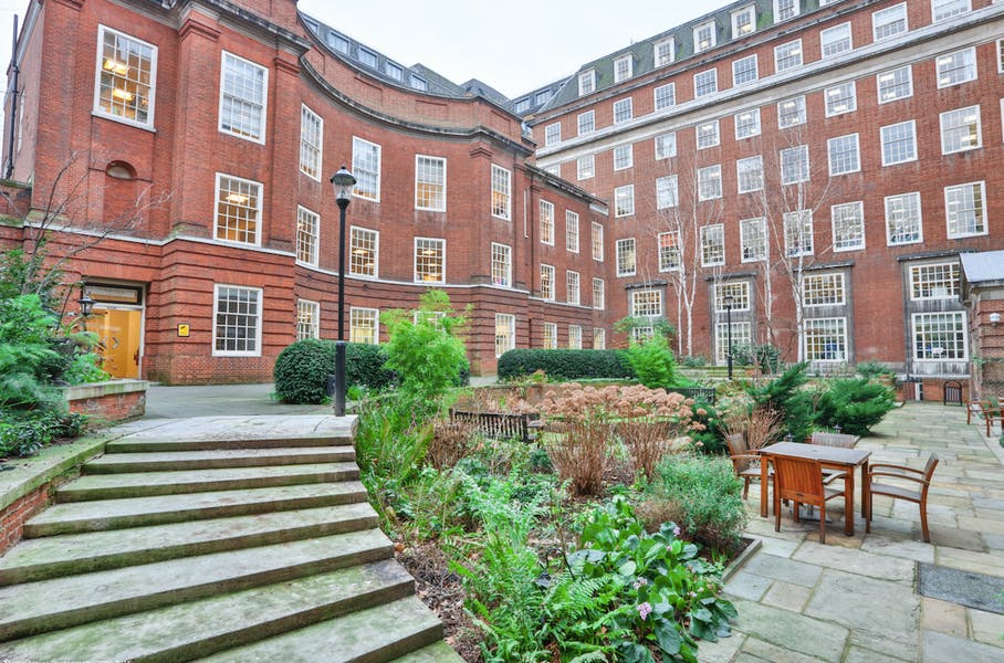 Photo of The Garden at BMA House