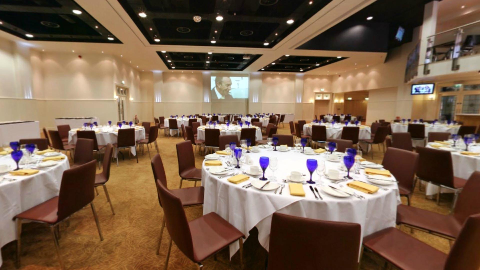 Aston Villa The Holte Suite
