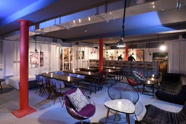 Hire Space - Venue hire 46 & Mercy at HotBox London