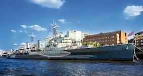 Hire Space - Venue hire Morgan Giles Room at HMS Belfast