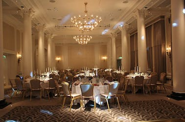 Hire Space - Venue hire The Adelphi Suite at The Waldorf Hilton Hotel