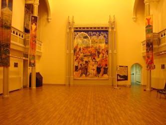 Hire Space - Venue hire Main Hall at St Paul's Community Centre