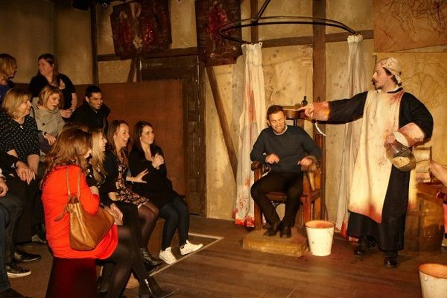 Photo of The Tavern at London Dungeon