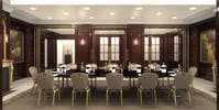 Executive Boardroom at The Waldorf Hilton Hotel