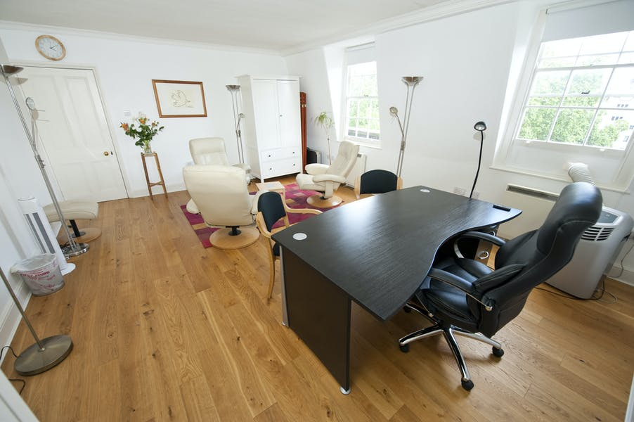 Photo of Room B, Suite 2 at The Harley Street Therapy Centre