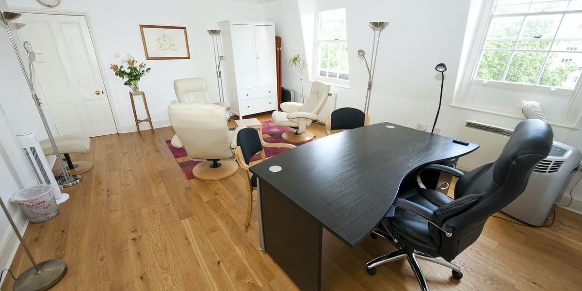 Consulting Rooms For Hire Harley Street