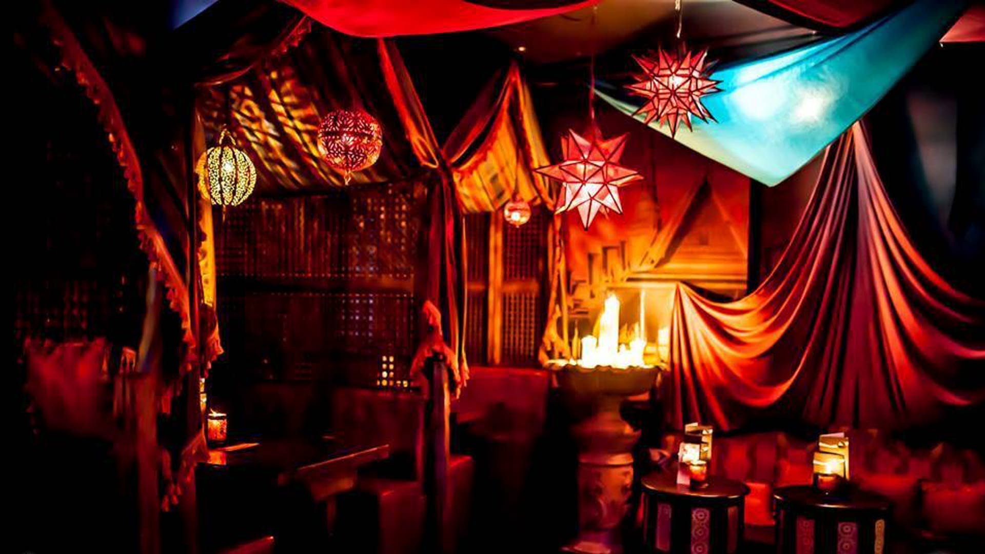 Ruby Room | Events Hire | Jewel, Piccadilly