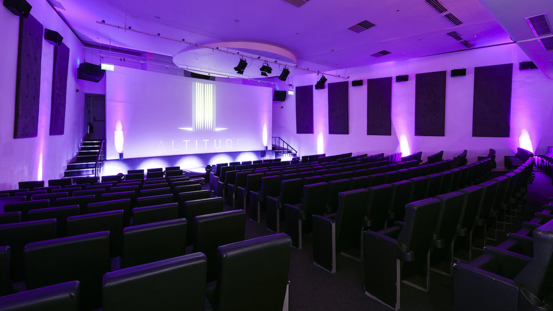 The Millbank Media Centre at Altitude London