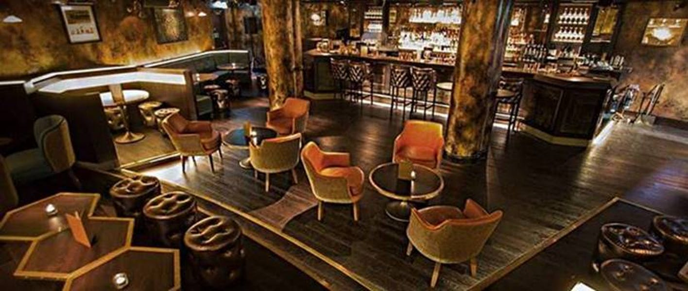 Photo of The Soda Room at The Botanist Broadgate Circle