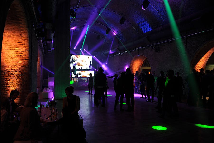 Photo of Whole Venue at The Steel Yard