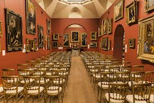 Hire Space - Venue hire Soane Gallery at Dulwich Picture Gallery
